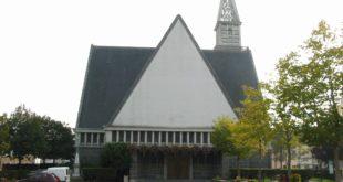 Eglise Notre Dame de pitié, à Kervignac, photo par kervignac.com