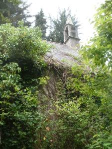 chapelle bretonne à l'abandon