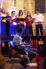 Gedourion, concert, bretagne, cantique