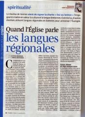 pelerin magazine, culture bretonne, langue bretonne, bretagne, spiritualité