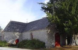 Chapelle saint Yves de Cruguel - Morbihan