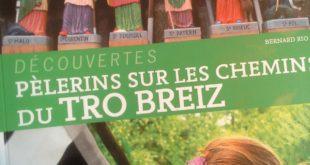 «Pèlerins sur les chemins du Tro Breiz», le nouveau livre de Bernard Rio