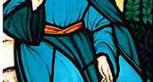 Saint Beunon, vitrail