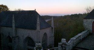 Chapelle sainte Barbe - Le Faouet