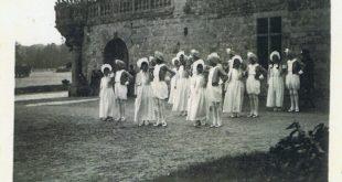 PETITE HISTOIRE D'UNE CHOREGRAPHIE BRITTO-GALLOISE