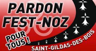 Pardon et Fest-noz de Saint-Gildas des Bois.