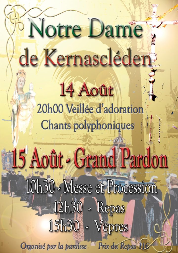 affiche Pardon Kernascleden