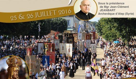 Messe en breton pour le Pardon de Ste Anne d'Auray