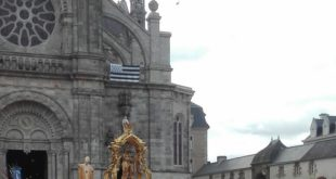 Retour sur le grand pardon de Sainte Anne d'Auray