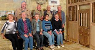 [SCAER] Un chancel pour la chapelle de Saint Adrien
