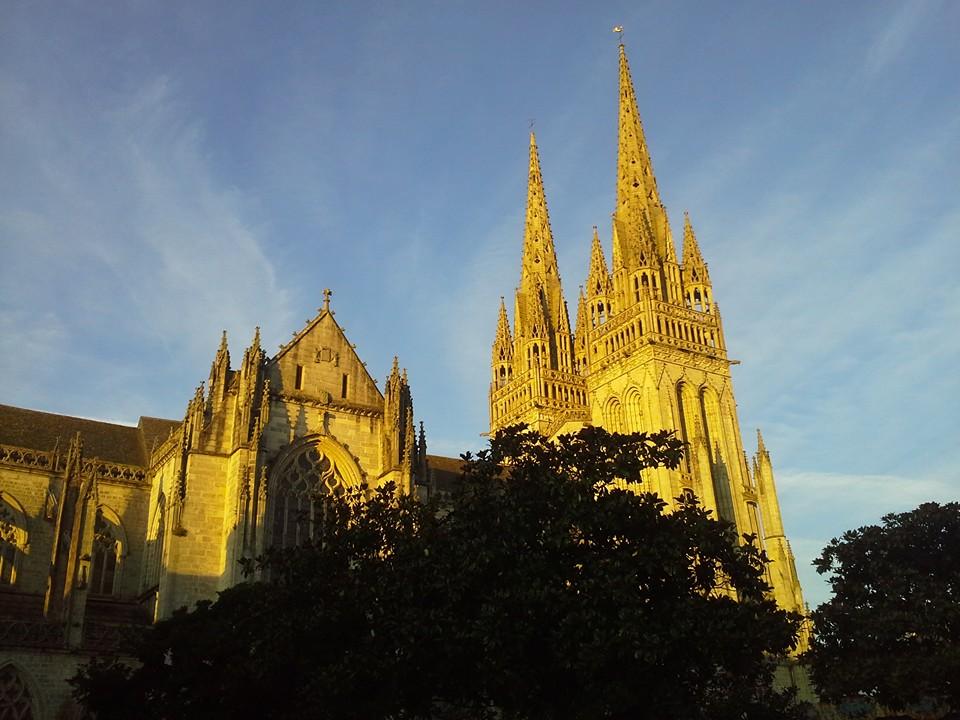 cathédrale Quimper