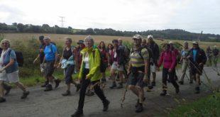 Tro Breiz marcheurs 2016