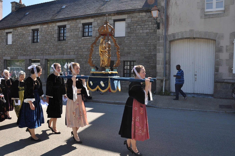 Procession Pardon Notre Dame de Kernascleden