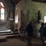 Tro Breiz 2016 - chapelle st Corentin - Briec de l'Odet