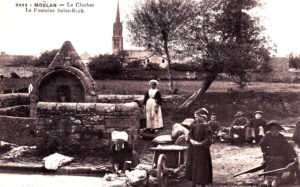 Fontaine Saint Roch (Moelan / Mer)