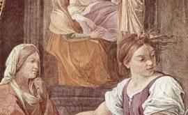 Homélie de S. Jean Damascène pour la nativité de la Vierge Marie