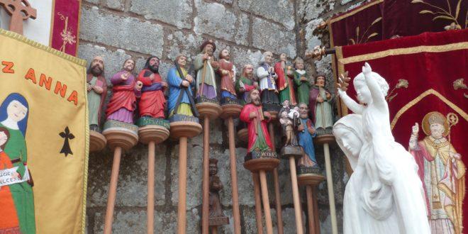 [PLOUAY] Le Pardon de la chapelle Notre Dame des Fleurs se prépare