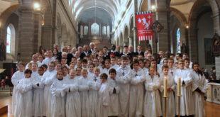Cantate, la Maîtrise de Saint-Brieuc