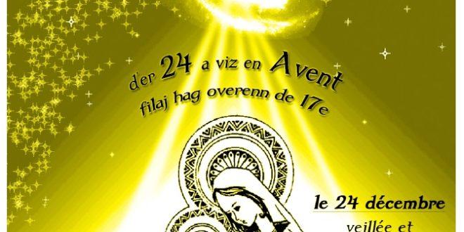[PLOEMEUR] Ne manquez pas la messe de Noël en breton !