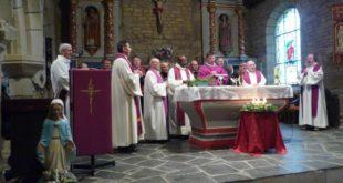 messe à lignol - décembre 2016