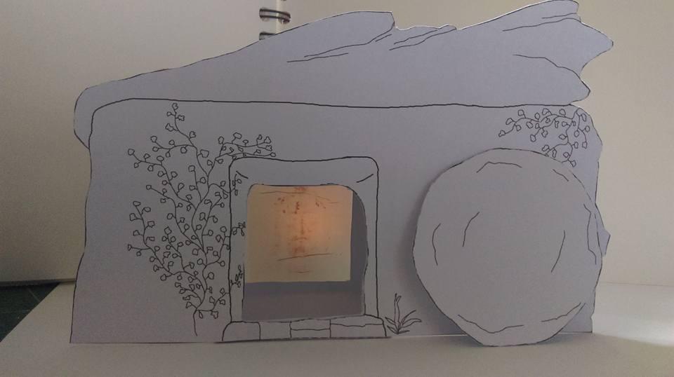 d couvrez un bricolage original pour pr parer p ques ar. Black Bedroom Furniture Sets. Home Design Ideas