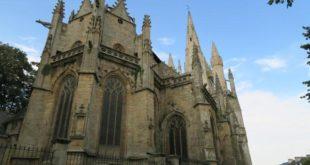 Plaidoyer pour la basilique ND du Paradis d'Hennebont