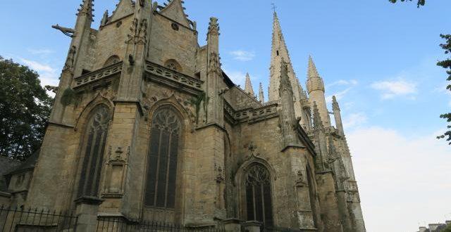 [Hennebont]Un chapelet bilingue chanté dimanche 27, à la basilique