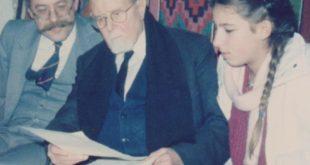 Un ancien élève de Kerlois, près d'Hennebont : André Demeersman, Père Blanc