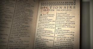 Istor ar Geriadurioù / Histoire des Dictionnaires