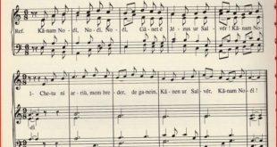 Explication d'un cantique breton : Kanomp Noël