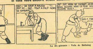 Quand la presse bretonne publiait «TINTIN AU PAYS DES SOVIETS»