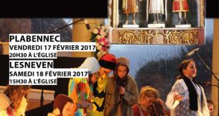 Affiche Vie de Saint Yves SANTIGOU 2017
