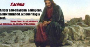 Rappel de quelques normes liturgiques pour le Carême