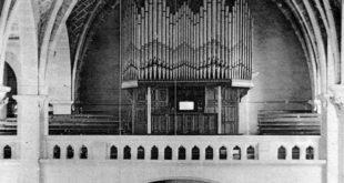 [Quimper] L'orgue du Likès cédé pour l'euro symbolique