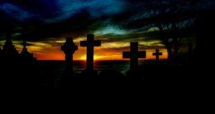 Nos défunts & le cimetière : au bord mystérieux de l'au-delà