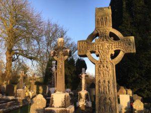 croix celtique irlande