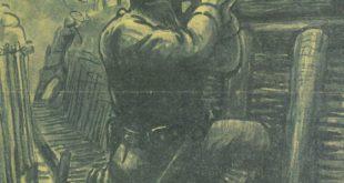 Le 10 avril 1917  mourait Yann-Ber Calloc'h