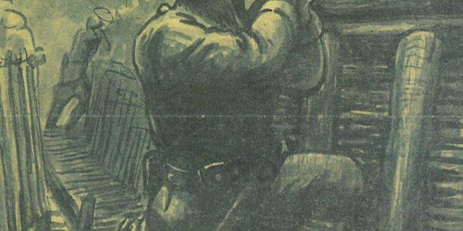 AVRIL 1917 : UN BARDE BRETON QUITTE SA PATRIE TERRESTRE POUR REJOINDRE SA PATRIE CELESTE