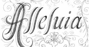 Des partitions en Sib pour l'alleluia pascal et l'alleluia irlandais