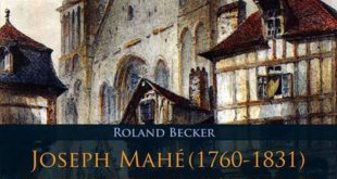 Roland Becker publie «Joseph Mahé, premier collecteur de musique populaire de Haute et Basse Bretagne»