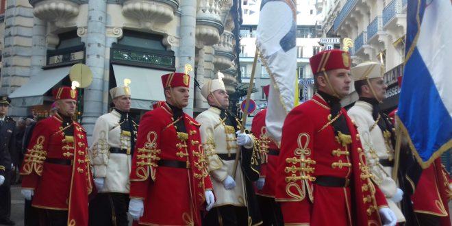 Le 59ème Pèlerinage Militaire International vient de s'achever à Lourdes