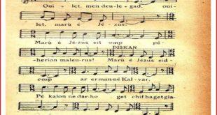 cantique breton de la passion