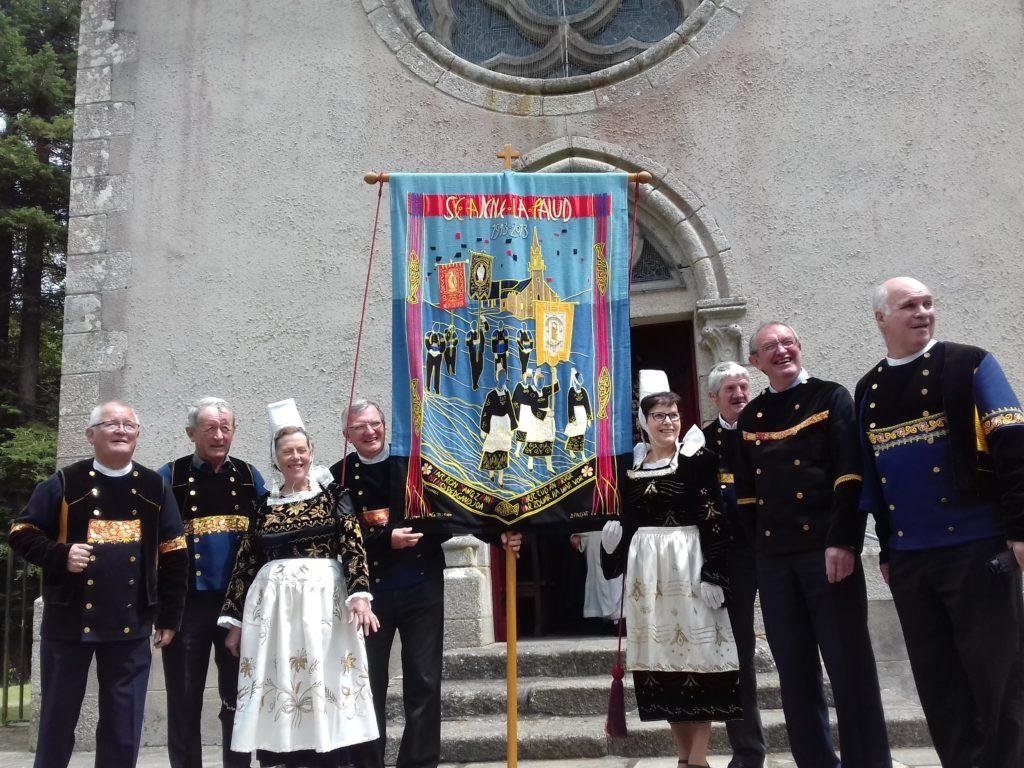 Sainte Anne-la-Palud à Berné