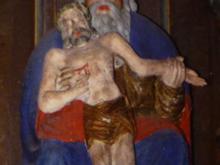 La Sainte Trinité révélée aux tout-petits.