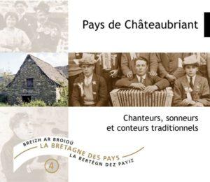 Sortie du double CD-livret 'Pays de Châteaubriant' le 16 septembre