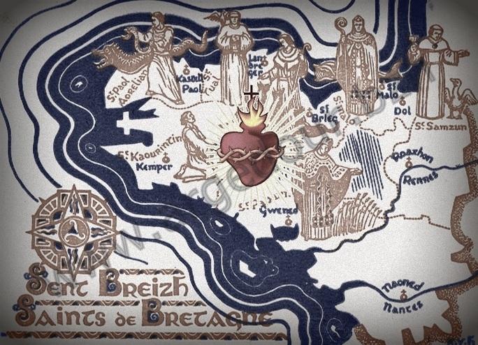 Le Tro Breiz consacré au sacré coeur