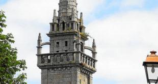 [Saint Pol-de-Léon ] Chapelle de Saint-Joseph : le clocher vient des… Ursulines !