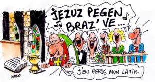 Baptêmes et mariages en breton : la demande devient fréquente