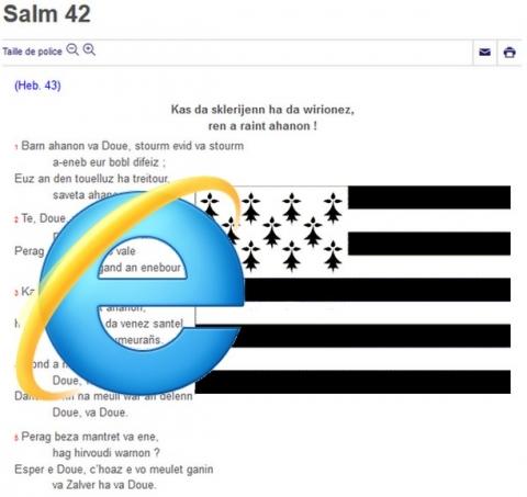psaume en breton