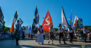 parade des nations celtes